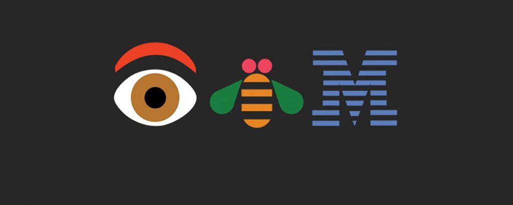 Logo para IBM realizado por Paul Rand