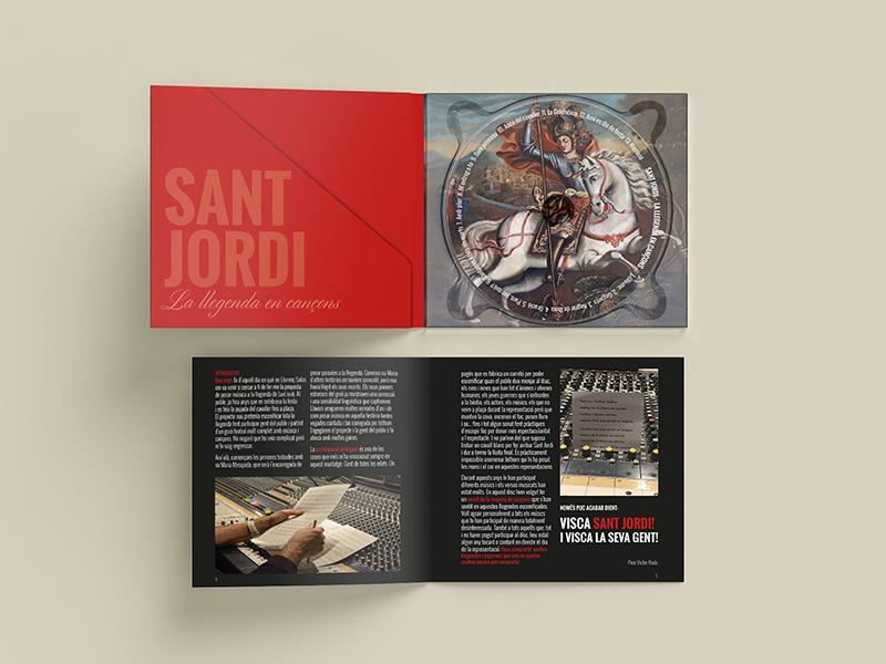 Sant Jordi – La llegenda en cançons